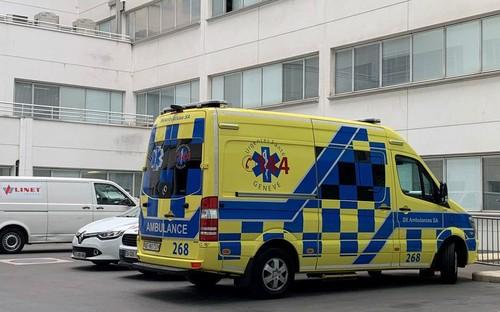 Шумахер экстренно госпитализирован в парижскую больницу