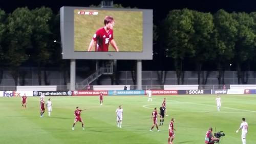 Латвия – Северная Македония – 0:2. Видео голов и обзор матча