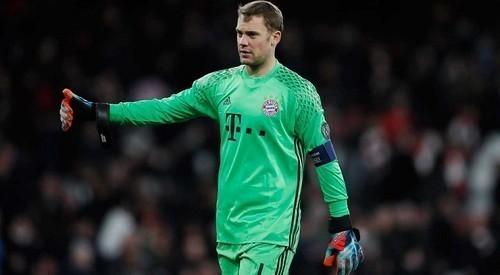 Бавария предложит новый контракт Нойеру