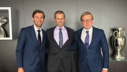 Дарио Срна может стать амбассадором УЕФА