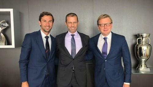 Даріо Срна може стати амбасадором УЄФА