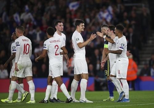 Англия – Косово – 5:3. Видео голов и обзор матча