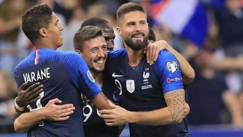 Франция – Андорра – 3:0. Видео голов и обзор матча