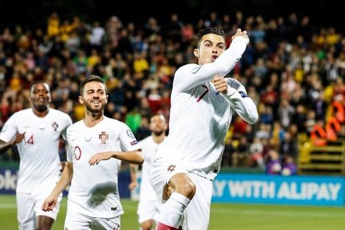 Литва – Португалия – 1:5. Видео голов и обзор матча