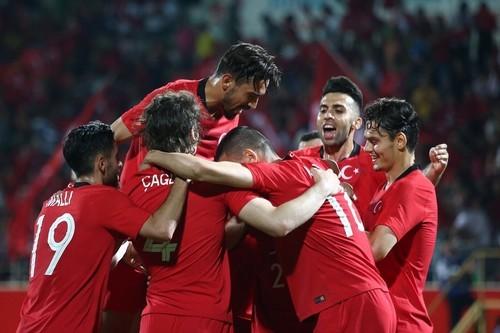 Молдова – Турция – 0:4. Видео голов и обзор матча