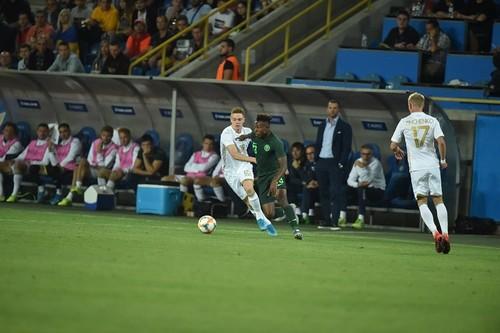 ВИДЕО. Реакция трибун на камбэк сборной Украины в матче с Нигерией