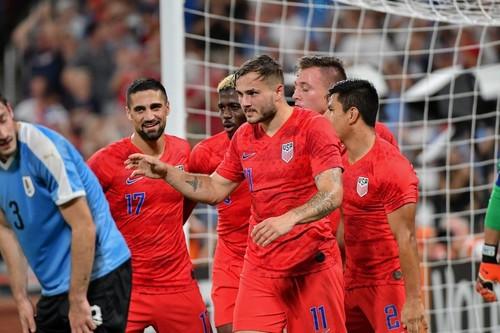США и Уругвай победителя не определили, ничья Колумбии и Венесуэлы