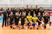 На старте мужской чемпионат Европы по волейболу