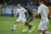 Геннадій ОРБУ: «Камбек України в матчі з Нігерією вийшов відмінний»