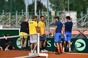 Матч Кубка Девіса Угорщина - Україна покаже UA: ПЕРШИЙ