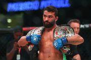 Чемпион Bellator Фрейре заявил, что победит Хабиба Нурмагомедова