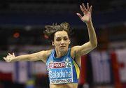 САЛАДУХА: «Придется совмещать работу депутатом и спорт до Олимпиады»