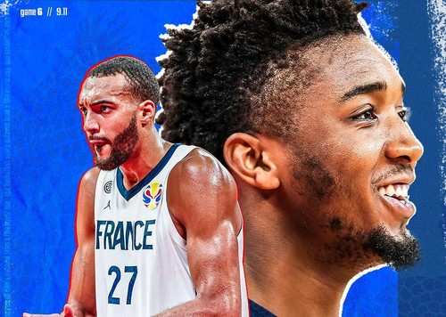 ЧМ по баскетболу. США – Франция. Смотреть онлайн. LIVE трансляция