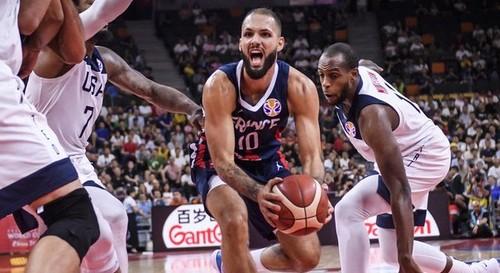 Известны все полуфиналисты чемпионата мира по баскетболу
