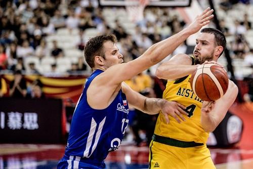 ЧМ по баскетболу. Австралия – Чехия – 82:70. Видеообзор матча