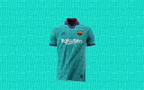ВИДЕО. Барселона представила третий комплект формы