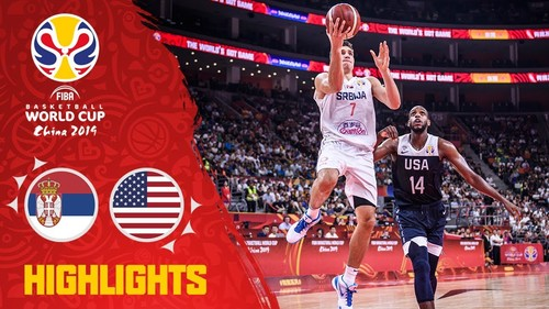 ЧМ по баскетболу. Сербия – США – 94:89. Видеообзор матча