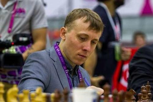 Украинский шахматист проиграл матч КМ из-за допинг-контроля в России