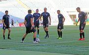 ВИДЕО. Черноморец готовится к матчу с Оболонь-Бровар