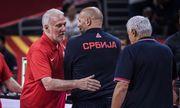 Тренер Сербії: «Поповіч сказав мені, що ми два невдахи»