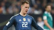 Тер Штеген разочарован ролью запасного в сборной Германии