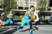 Украина U-23 победила и уступила на старте финала Лиги наций 3x3
