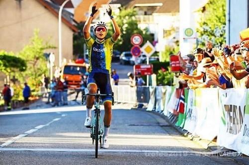 Украина объявила состав на чемпионат мира по велоспорту