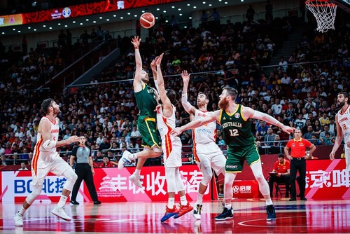 ЧМ. Испания в овертайме переиграла Австралию и вырвала путевку в финал