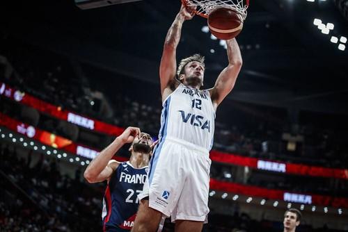 ЧМ по баскетболу. Аргентина — Франция — 80:66. Видеообзор матча