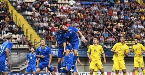 Максим ЧЕХ: «Со стороны Украины U-21 была недооценка Финляндии»