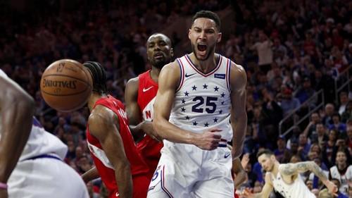 НБА. Филадельфия и Портленд сравняли счет в своих сериях