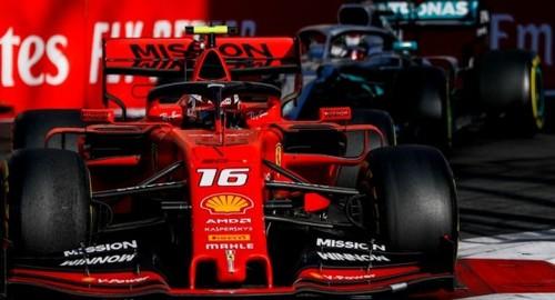 Гран-при Испании. Расписание заездов этапа Ф-1