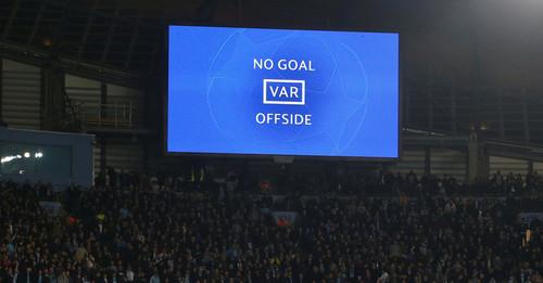 VAR - добро чи зло. Як працює система відеоповторів у футболі