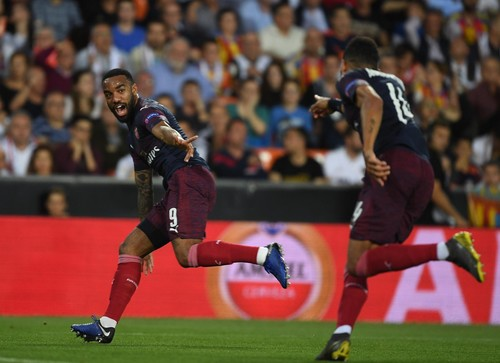 Эмери, Обамеянг и Ляказетт рассказали о выходе в финал Лиги Европы