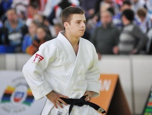 Ядов стал бронзовым призером Гран-при в Баку