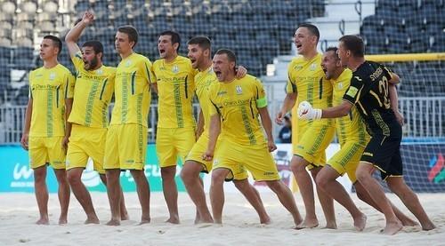 Украина крупно проиграла России в отборе на Всемирные пляжные игры