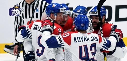 ЧМ по хоккею. Словакия бьет США, Чехия обыграла Швецию
