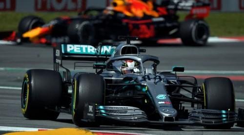 Гран-при Испании. Хэмилтон лучший в 3-й практике, Феррари отстает