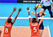 Стартовал Кубок мира по волейболу среди женщин