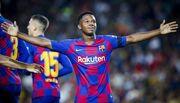 Барселона розгромила Валенсію