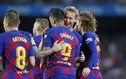 Барселона - Валенсия - 5:2. Видео голов и обзор матча