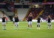 Вида и Кайоде получили красные карточки в матче чемпионата Турции