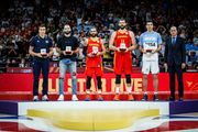 ФОТО. Символическая сборная чемпионата мира-2019 по баскетболу