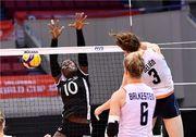 Нидерланды, Китай и США лидируют в женском Кубке мира