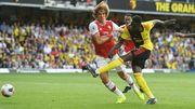 Уотфорд врятувався від поразки в поєдинку з Арсеналом