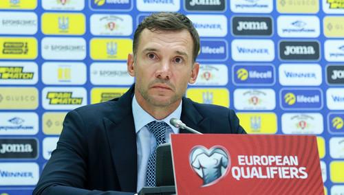 Андрей ШЕВЧЕНКО: «Меня интересует только путевка на Евро-2020»