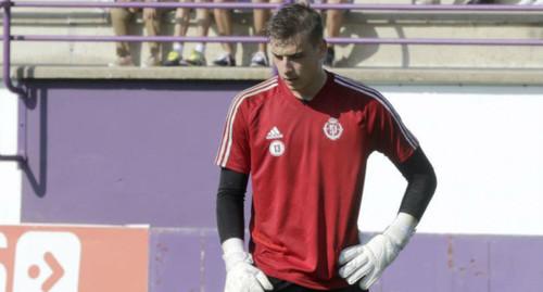 Тренер Вальядолида: «Лунину придется ждать свой шанс»