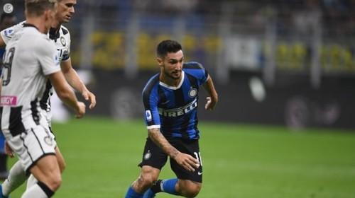 Серия A. Интер вышел в лидеры, победа Наполи