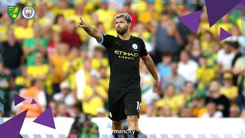 Норвич - Манчестер Сити - 3:2. Видео голов и обзор матча