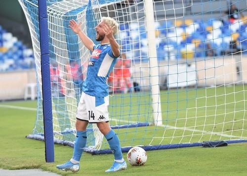Наполи - Сампдория - 2:0. Видео голов и обзор матча